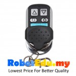 330 MHz Auto Gate Wireless Remote Control ; Roller Shutter Key 4 Ways