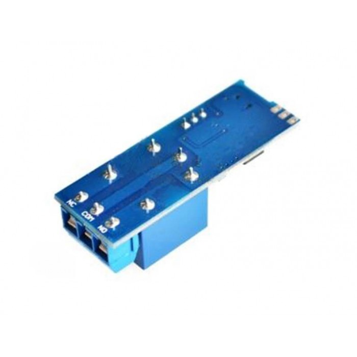 Arduino 5V 30V Trigger Time Delay Relay Module Micro USB Input Push