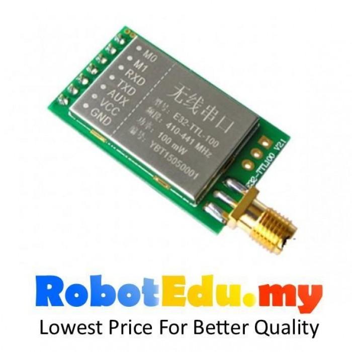 Arduino E32-TTL SX1278 433MHz LoRa UART Serial 3000m Wireless Module