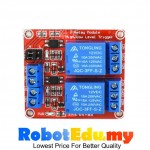 12V Relay 2 Channel Optocoupler Protection Arduino Module