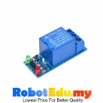 12V Relay 1 Channel 250VAC 30VDC 10A Arduino Module