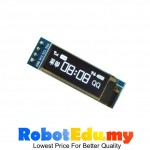 0.91'' OLED 128x32 LCD Display Module IIC for Arduino Raspberry Pi