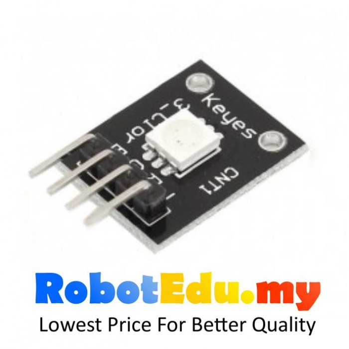 KY09 RGB LED SMD Tri Color Module