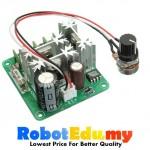 6v-90v 15A PLC PWM DC Motor Speed / LED Dimmer Controller Module
