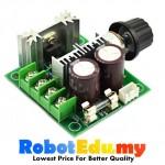 12v-40v 10A PWM DC Motor Speed / LED Dimmer Controller Module