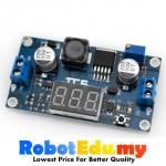 Arduino LM2596 DC-DC Step Down Voltage Regulator Module with Display