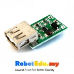 0.9V-5V to 5V 600mA DC-DC Converter Step Up Boost Module ; with USB