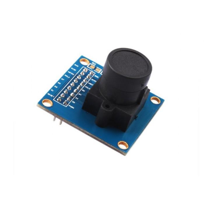 OV7670 CMOS VGA Camera Module for Arduino Raspberry Pi FPGA IoT