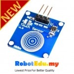 Arduino TTP223 Capacitive Touch Sensor Module ; IoT