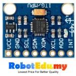 6DOF MPU 6050 GY-521 3 Axis Gyro Accelerometer Sensor Module Arduino