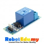 Arduino Single 1 Way Channel 10A 5V Relay Module -  Opto Isolator