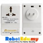 SW-S11 150W 220V 110V AC-AC Bidirectional Voltage Regulator Converter