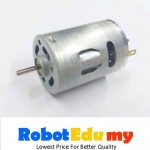 365 DC Motor 12v 11000rpm Toy Model Motor