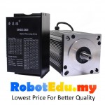 130BYG350D 130  Stepper Motor with 3ND2283-DSP Driver Set; Pre-order