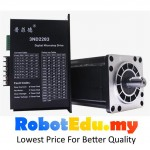 110BYG350D 110 Stepper Motor with 3ND2283-DSP Driver Set; Pre-order