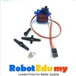 Arduino 9g SG92R Plastic Gear Micro Servo Motor with parts