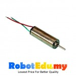 412 3.7v 60000rpm RC High Speed Coreless Drone Micro DC Motor