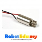 716 3.7v 18000RPM High Speed Vibrate Coreless Small Vibration DC Motor