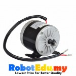 MY1016 24V 350W 3000RPM Electric Scooter Bike High Speed DC Motor