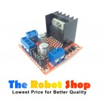 Arduino L298N DC Motor Driver Dual H Bridge for Smart Car