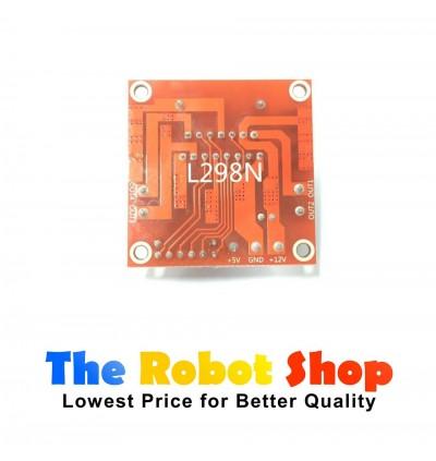 Arduino L298N DC Motor Driver Dual H Bridge for Smart Car