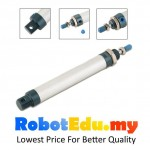 MAL 20 Series Mini Pneumatic Air Cylinder ; Aluminum Bore 20mm CA Type