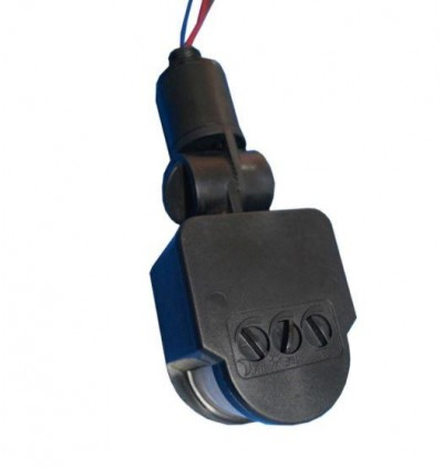 Motion Sensor Light Switch AC 220V Outdoor PIR LDR Sensor Switch