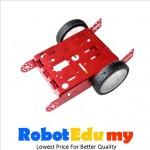 2WD Robot Smart Car Aluminum Chassis Kit Set A30