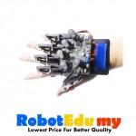 Arduino Open Source Wearable Exoskeleton  Somatosensory Gloves Motion