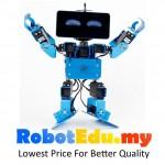 RoboSpace IronBot Mate Humanoid Robot STEM Education Kit DIY Toy ;
