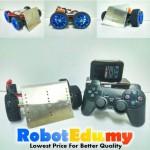 4WD High Speed RC Sumo Combat Robot War / 3-5kg Robotics Competition