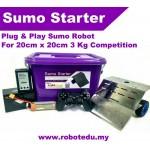Sumo Starter - Arduino Combat Remote Control Robot PS2 / RC Controller