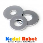 Stainless Steel Flat Washer for Screw Bolt Nut -  M3 M4 M5 M6 M8 M10