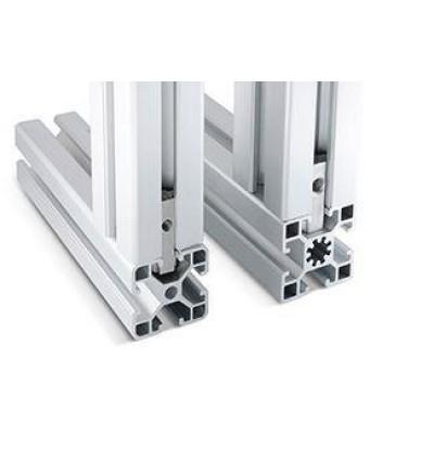 Aluminium Profile 2020 EU 20 T Slot Inner L Bracket Right Angle