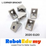 Aluminium Profile 2020 , 2028 EU 20 L Corner Bracket Connector