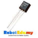 Arduino 3 pin LM35 Analog Temperature Sensor // DHT11 DHT22