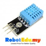 Arduino DHT11 Temperature and Humidity Sensor