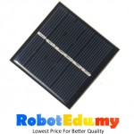 [Star Solar] 55X55-4 4V 60mA High Efficiency Mini Solar Panel Power