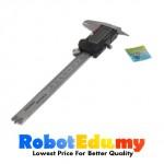 Digital Electronic LCD Vernier Caliper 150mm 15cm Plastic Carbon Fiber