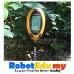 4 in 1 Digital Soil PH Tester / thermometer / hygrometer / light meter