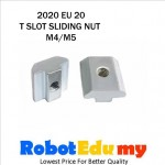 Aluminium Profile 2020 EU 20 T Slot Sliding Nut Square ( M4 , M5 )