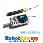 Arduino  SX1276 ESP32 chip OLED WIFI LoRa Bord node 868-915Mhz
