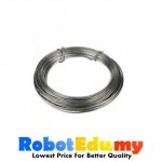 Cr25Ni20 Nichrome High Resistance Conductive Heater Wire (1meter)