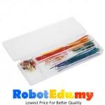 Arduino 140pcs Single Core Breadboard Male MM Jumper Dupont Wire Kit