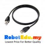 1m Ethernet LAN Cable ; Raspberry Pi RJ45 Internet Router Modem Wire