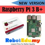 New Raspberry Pi 3 B+ 1.4GHz WiFi BLE 100% Original Genuine Warranty
