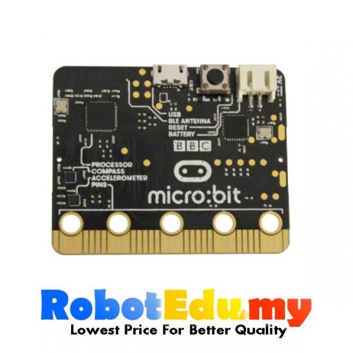Micro Bit 32Bit Cortex ARM Radio BLE Java Python Development Board