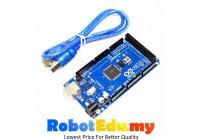 Arduino Compatible Atmel ATMEGA2560 Mega 2560 - Free USB B type Cable
