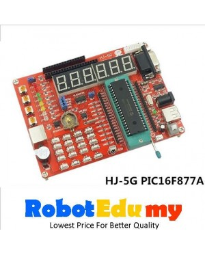 PIC16F877A Microcontroller PIC learning board HJ-5G