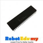 PIC16F887 I/P DIP40 microcontroller